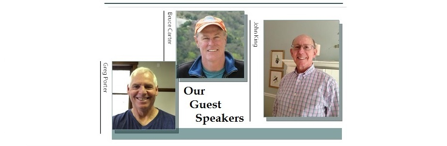 Our Guest Speakers